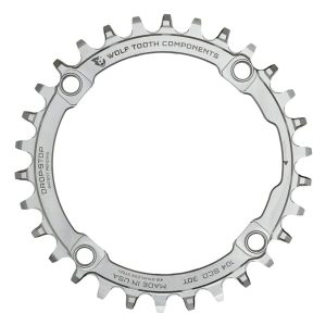 104 BCD Stainless Steel Couronnes – Wolf Tooth Components
