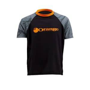 Maillot Orange Bikes Contour Trail Manches Courtes  XS