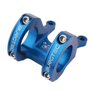 Potence Burgtec DH Direct Mount Bleu 45mm