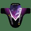 Garde Boue Burgtec Moto MudGuard Nebula