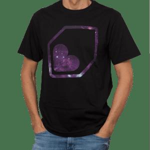 T-Shirt Burgtec Nebula  S