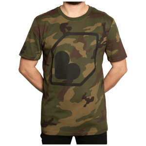 T-Shirt Burgtec Camo  S