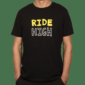 T-Shirt Burgtec Ride High  S