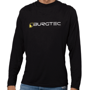 T-Shirt Sweat Burgtec Logo Manches Longues  S