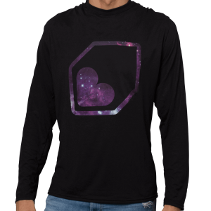 T-Shirt Sweat Burgtec Nebula Manches Longues  S