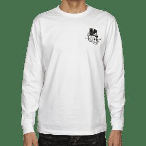 T-Shirt Sweat Burgtec Manches Longues  S