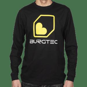 T-Shirt Sweat Burgtec O.G. Manches Longues  S