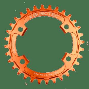 Couronne Burgtec 96/64 Thick Thin Orange 30d