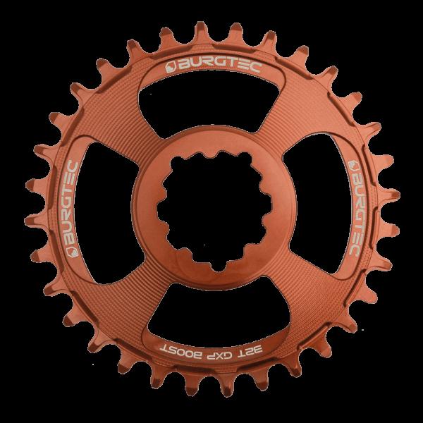 Couronne Burgtec GPX Boost 3mm Offset Thick Thin Bronze 28d