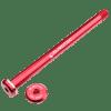 Axe Arriere Santa Cruz 168.5mm Rouge 12x168.6