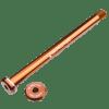 Axe Arriere Santa Cruz 168.5mm Bronze 12x168.9