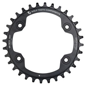 96 mm BCD Couronnes pour Shimano XTR M9000 and M9020 – Wolf Tooth Components