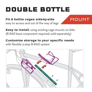 B-RAD_DoubleBottleMounts_ƒ