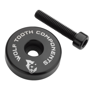Ultralight Bouchon de Potence with Integrated Spacer – Wolf Tooth Components