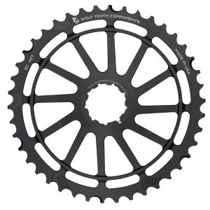 42T GC Pignon pour Shimano pour 10-speed – Wolf Tooth Components