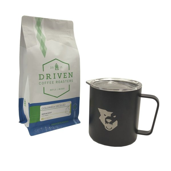 Coffee Gift Set - Wolf Tooth Camp Cup and Coffee – Wolf Tooth Components