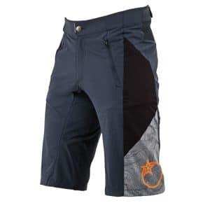 Short Orange Gris Singletrack Contour  XS