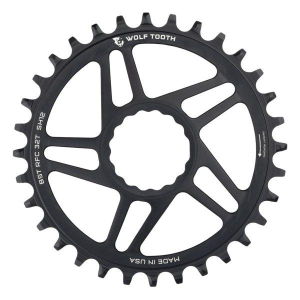 Direct Mount Couronnes pour Race Face Cinch pour Shimano 12spd Hypergli – Wolf Tooth Components