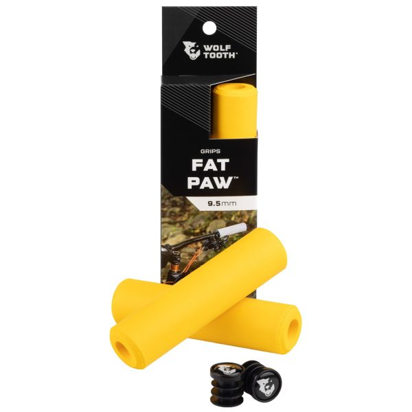 Fat Paw Poignées– Wolf Tooth Components