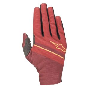 gants-alpinestars-aspen-plus-bordeaux