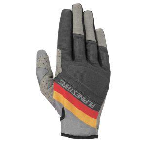 gants-alpinestars-aspen-pro-gris-ocre-rouge