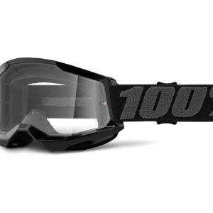 masque-100-pourcent-strata2-black-clear-lens