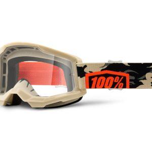 masque-100-pourcent-strata2-kombat-clear-lens