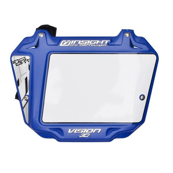 plaque-insight-vision-3d-pro-fond-blanc-bleu