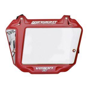 plaque-insight-vision-3d-pro-fond-blanc-rouge