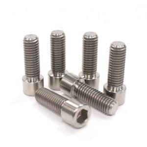 Vis titanium ELEVN potence Pro Tapered